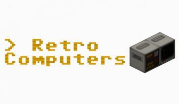 Retro Computers Mod para Minecraft 1.12, 1.12.1 y 1.12.2