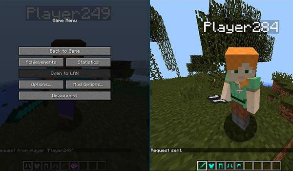 Trade Mod para Minecraft 1.12, 1.12.1 y 1.12.2
