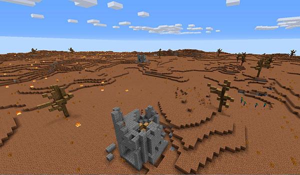 Wasteland Mod para Minecraft 1.12.2