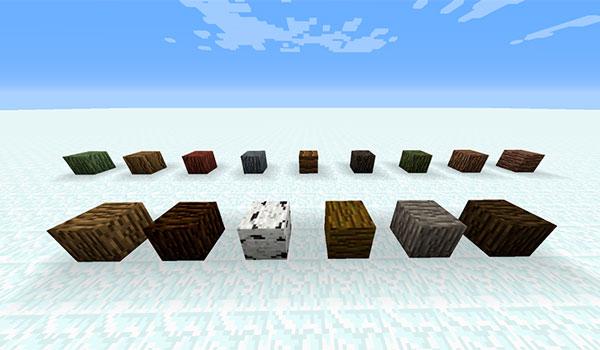 Barkifier Mod para Minecraft 1.12.2