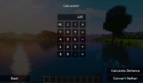 Calculations Mod para Minecraft 1.12, 1.12.1 y 1.12.2