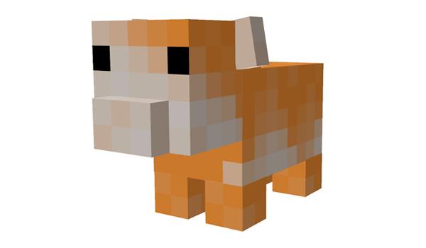 Cute Hamster Mod para Minecraft 1.12.2