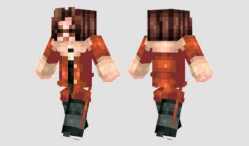 Darlene Alderson Skin para Minecraft