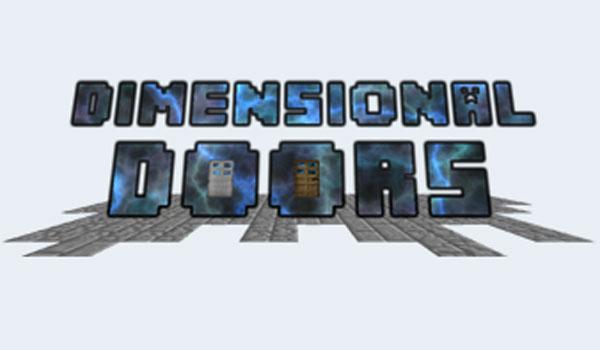 Dimensional Doors Mod para Minecraft 1.12, 1.12.1 y 1.12.2