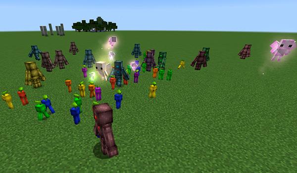 EmberRoot Zoo Mod para Minecraft 1.12, 1.12.1 y 1.12.2
