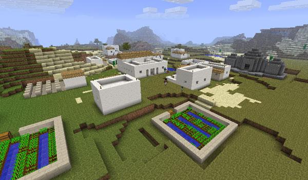 Millenaire Mod para Minecraft 1.12.2