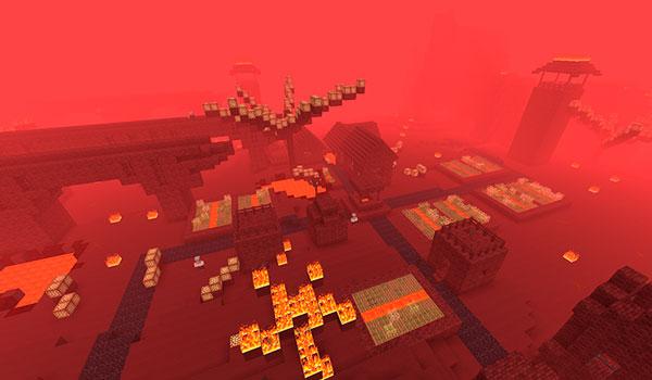 Nether Overload Mod para Minecraft 1.12.2