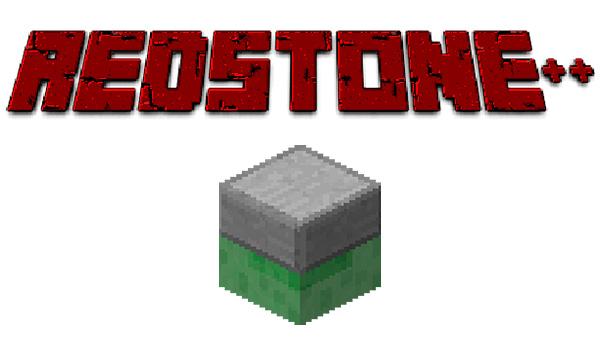 Redstone Plus Plus Mod para Minecraft 1.12, 1.12.1 y 1.12.2