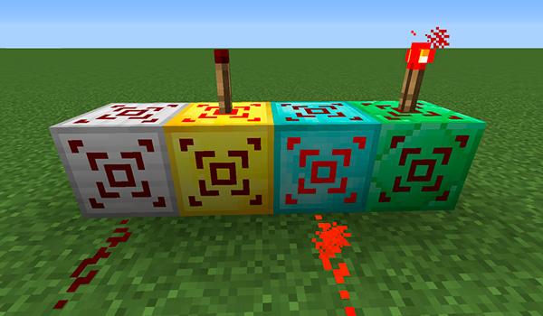 Sensor Craft Mod para Minecraft 1.12, 1.12.1 y 1.12.2