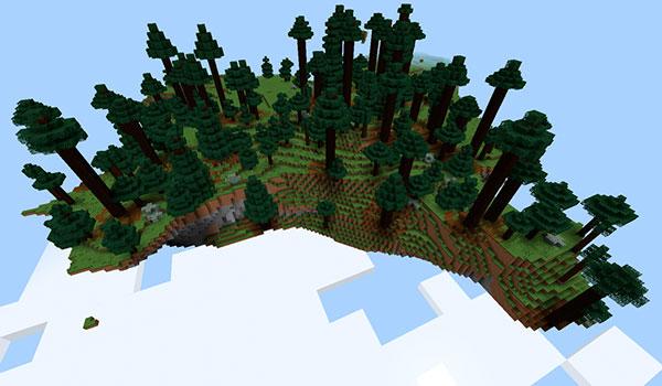 Sky Islands Mod para Minecraft 1.12.2