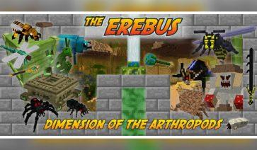 The Erebus Dimension of the Arthropods 1.12.2