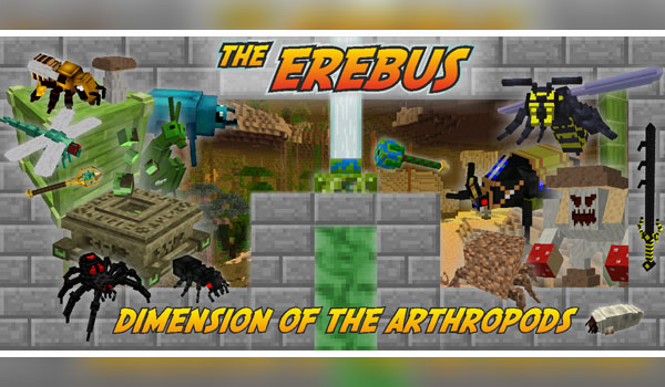 The Erebus Dimension of the Arthropods 1.12.2