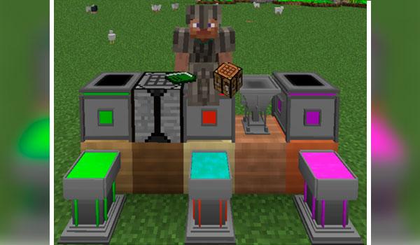 TSON Craft Mod para Minecraft 1.12.2