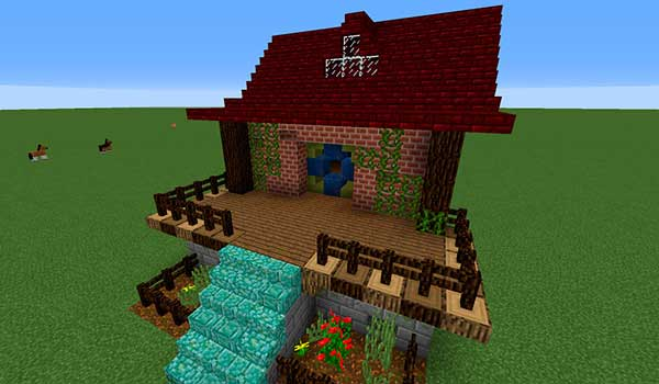 Vanilla Builders Extension 1.12.2