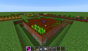 AgriCraft Mod para Minecraft 1.12.2