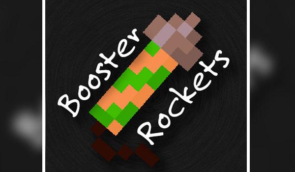 Booster Rockets Mod para Minecraft 1.12.2