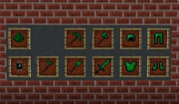 Brain Stone Mod para Minecraft 1.12, 1.12.1 y 1.12.2