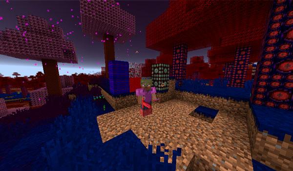 Disharmony Mod para Minecraft 1.12.2