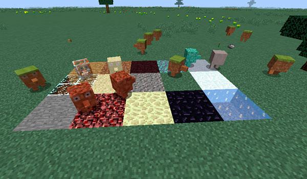 Even More Creatures Mod para Minecraft 1.12, 1.12.1 y 1.12.2