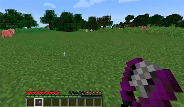 Grass Burner Mod para Minecraft 1.12, 1.12.1 y 1.12.2