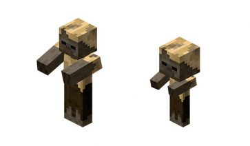 Husk Minecraft