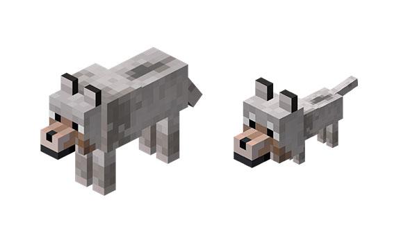 Lobo Minecraft