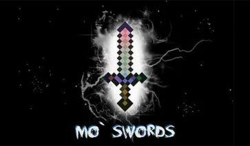 Mo' Swords Mod para Minecraft 1.12, 1.12.1 y 1.12.2