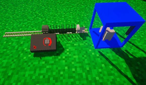 Model Trains Mod para Minecraft 1.12, 1.12.1 y 1.12.2