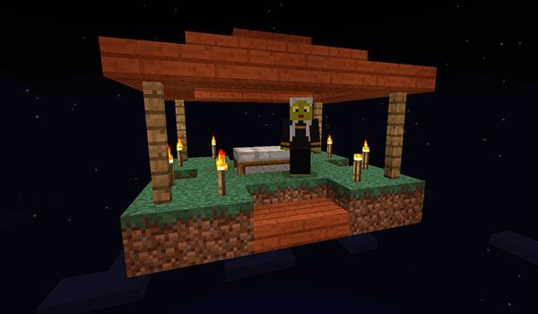Nightmares Mod para Minecraft 1.12.2