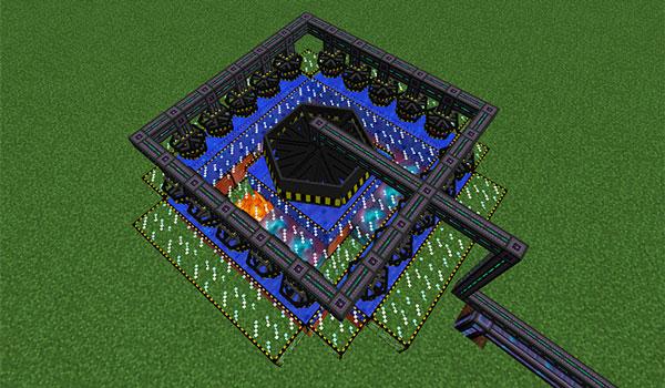 Nuclear Physics Mod para Minecraft 1.12, 1.12.1 y 1.12.2