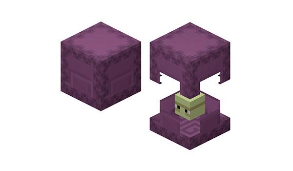 Shulker Minecraft