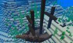 Spoiler Minecraft 1.13: Naufragios