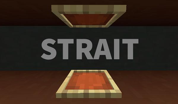 Strait Mod para Minecraft 1.12, 1.12.1 y 1.12.2
