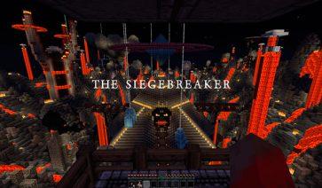 The Siegebreaker Map para Minecraft 1.12