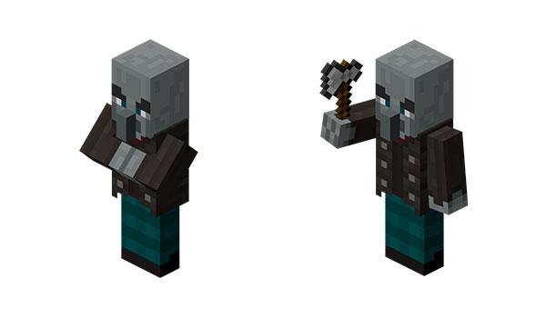 Vindicator Minecraft