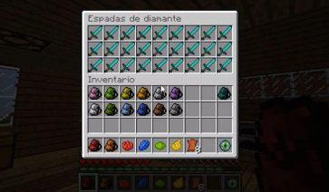 Backpacks Mod para Minecraft 1.12, 1.12.1 y 1.12.2
