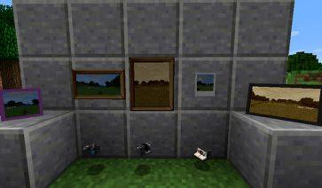 Camera Obscura Mod para Minecraft 1.12.2