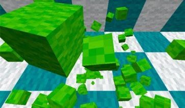 Fancy Block Particles Mod para Minecraft 1.12, 1.12.1 y 1.12.2