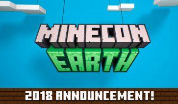 Ya hay fecha para la MineCon Earth 2018, el 29 de septiembre