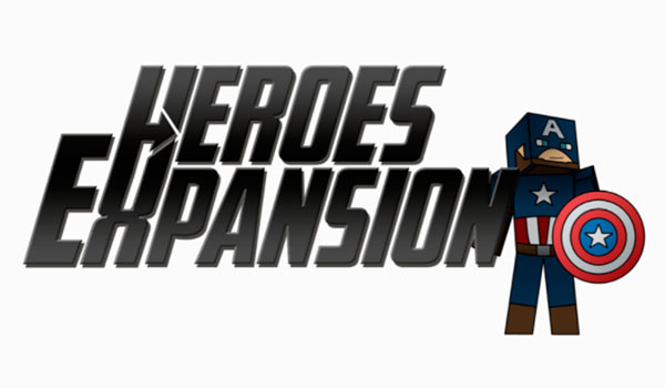 Heroes Expansion Mod para Minecraft 1.12, 1.12.1 y 1.12.2