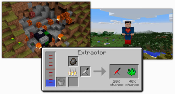 Heroes Expansion Mod para Minecraft 1 12, 1 12 1 y 1 12 2