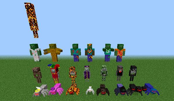 Mobultion Mod para Minecraft 1.12.2