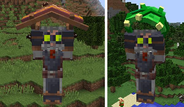 Paragliders Mod para Minecraft 1.12.2