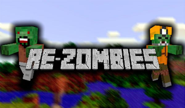 ReZombies Mod para Minecraft 1.12.2