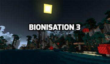 Bionisation 3 Mod para Minecraft 1.12.2