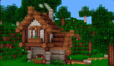 Quadral Texture Pack para Minecraft 1.13 y 1.12