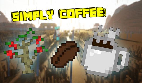 Simply Coffee 1.12.2