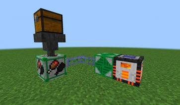 Advanced Inventory Management Mod para Minecraft 1.12.2