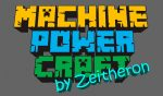 Machine Power Craft Mod para Minecraft 1.12.2