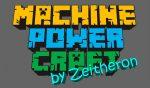 Machine Power Craft Mod para Minecraft 1.12.2